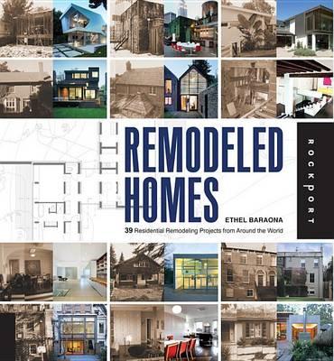 Remodeled Homes (Hardback)
