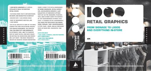 1000 Retail Graphics: From Signage to Logos and Everything In-Store - 1000 Series (Paperback)