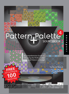 Pattern & Palette Sourcebook 4: Exploring Geometric Pattern and Color (Hardback)