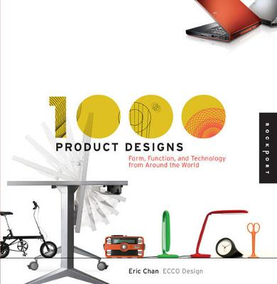 1,000 Product Designs: Form, Function, and Technology from Around the World (Paperback)