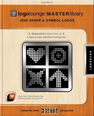 Logolounge Master Library, Volume 3: 3,000 Shapes and Symbols Logos (Paperback)