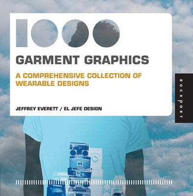 1,000 Garment Graphics (Mini): A Comprehensive Collection of Wearable Designs (Paperback)