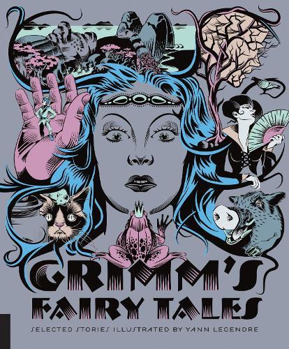 Classics Reimagined, Grimm's Fairy Tales - Classics Reimagined (Hardback)