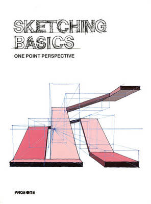 Sketching Basics: One Point Perspective (Paperback)