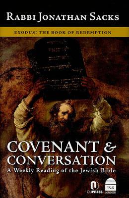 Covenant & Conversation: Exodus: The Book of Redemption (Hardback)