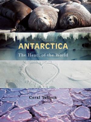 Antarctica: The Heart of the World (Hardback)