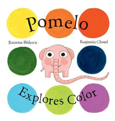 Pomelo Explores Color (Hardback)