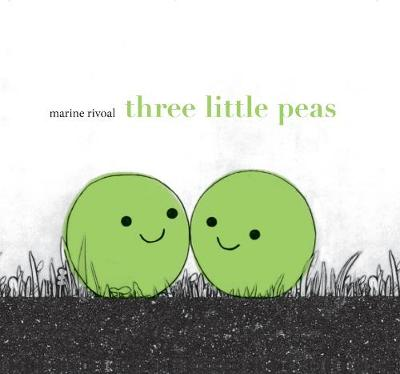 Three Little Peas (Hardback)