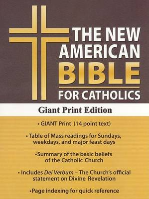 New American Bible for Catholics (Leather / fine binding)