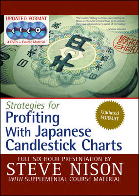 Strategies for Profiting with Japanese Candlestick Charts - Wiley Trading Video (DVD)