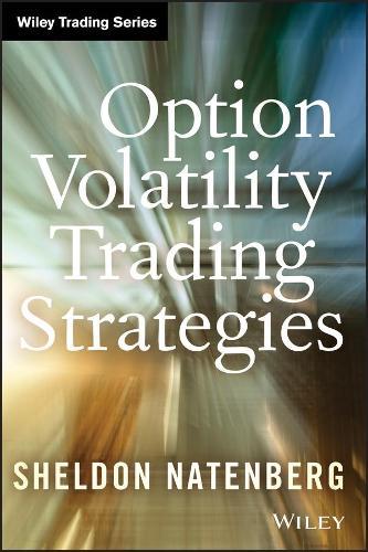 Option Volatility Trading Strategies - Wiley Trading (Hardback)