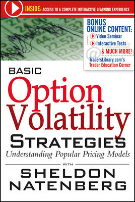 Basic Option Volatility Strategies: Understanding Popular Pricing Models - Wiley Trading (Paperback)