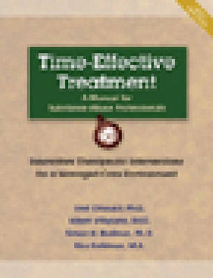 Time Effective Treatment with CE Test: A Manual for Substance Abuse Professionals