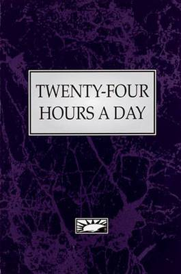 Twenty-Four Hours A Day: Institutional Edition (Paperback)