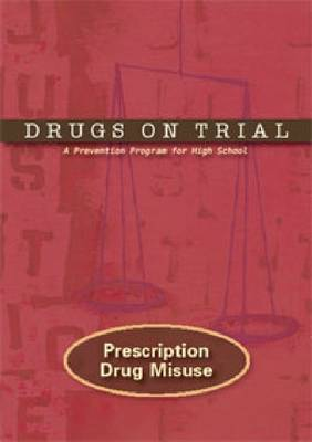 Drugs on Trial: Marijuana: A Prevention Program for High School