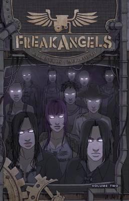 Freakangels: v. 2 (Hardback)