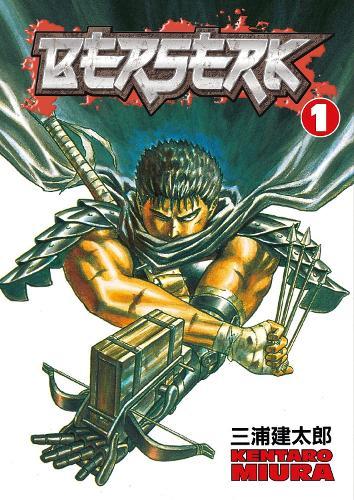 Berserk Volume 1 (Paperback)