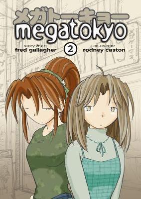 Megatokyo Volume 2 (Paperback)