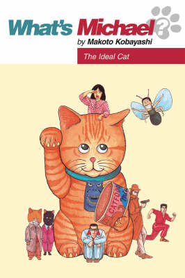 What's Michael?: Ideal Cat Volume 9 (Paperback)
