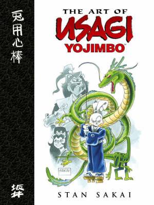 The Art of Usagi Yojimbo (Hardback)