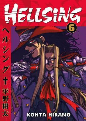 Hellsing Volume 6 (Paperback)
