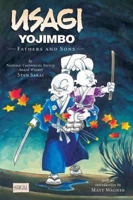 Usagi Yojimbo Volume 19: Fathers And Sons (Paperback)