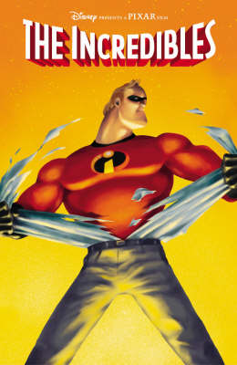 The Incredibles (Paperback)
