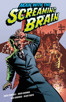 Man With The Screaming Brain (Paperback)