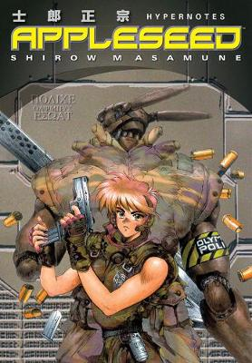 Appleseed: Hypernotes (Paperback)