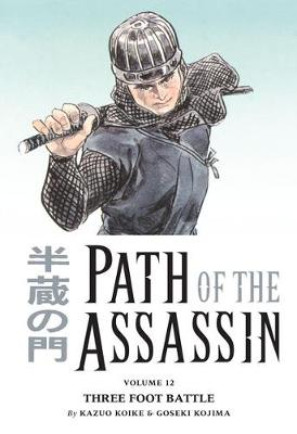 Path Of The Assassin Volume 12: Three Foot Battle (Paperback)