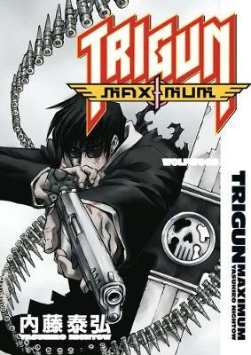 Trigun Maximum Volume 10: Wolfwood (Paperback)