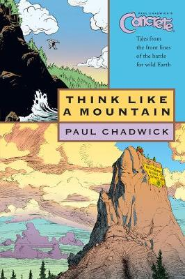 Concrete Volume 5: Think Like A Mountain (Paperback)