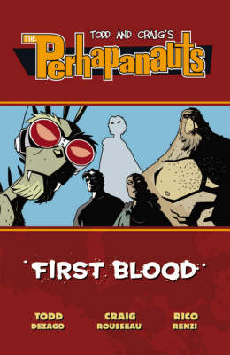 The Perhapanauts: First Blood Volume 1 (Paperback)