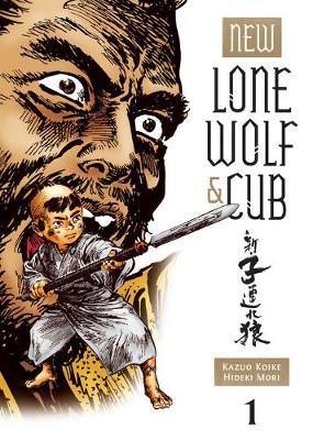 New Lone Wolf & Cub Vol.1 (Paperback)