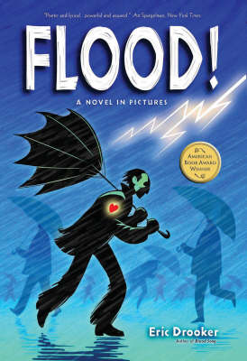 Flood! A Novel In Pictures (3rd Edition) (Paperback)
