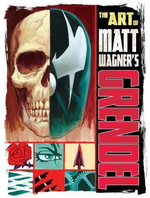 The Art Of Matt Wagner's Grendel (Hardback)