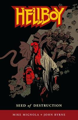 Hellboy Volume 1: Seed Of Destruction (anchor Bay Edition) (Paperback)