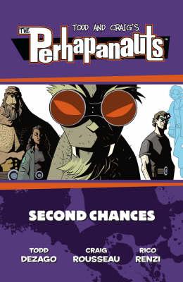 The Perhapanauts Volume 2 Second Chances (Paperback)