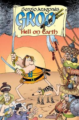 Groo: Hell On Earth (Paperback)