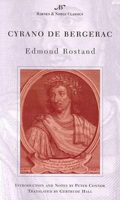 Cyrano de Bergerac (Barnes & Noble Classics Series) (Paperback)