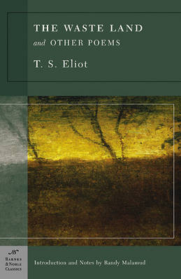 The Waste Land and Other Poems (Barnes & Noble Classics Series) (Paperback)