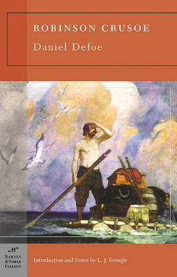 Robinson Crusoe (Barnes & Noble Classics Series) (Paperback)
