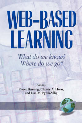 Web-Based Learning: What Do We Know? Where Do We Go? (Paperback)