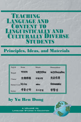 Teaching Language and Content to Linguistically and Culturally Diverse Students: Principles, Ideas, and Materials (Paperback)