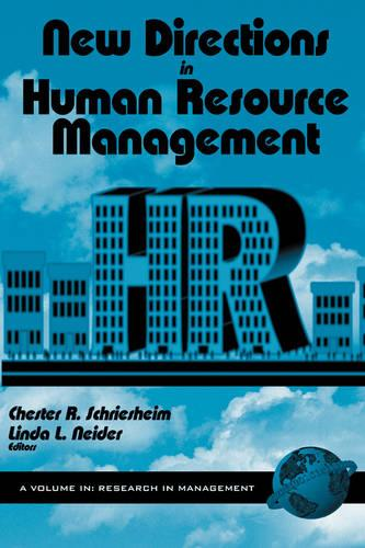 New Directions in Human Resource Management - Research in Management (Paperback)