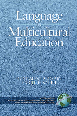 Language in Multicultural Education - Research in Multicultural Education & International Perspectives (Paperback)