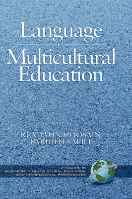 Language in Multicultural Education - Research in Multicultural Education & International Perspectives (Hardback)
