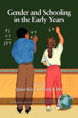 Gender Schooling In The Early Years (Paperback)