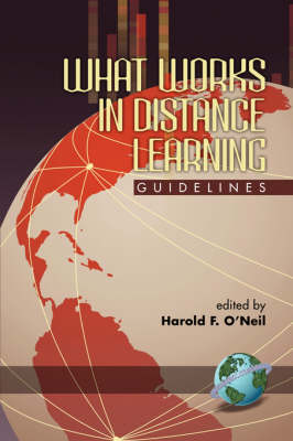 What Works in Distance Learning: Guidelines (Paperback)