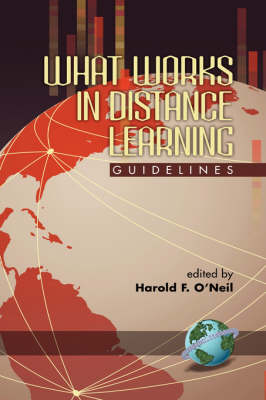 What Works in Distance Learning: Guidelines (Hardback)